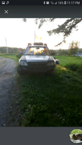 Subaru forester buggy