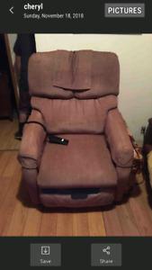 lift-chair going cheap