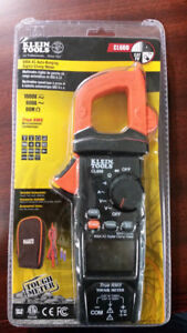 Klein tools clamp meter
