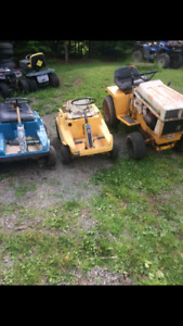 Looking for old cub cadet garden tractor parts