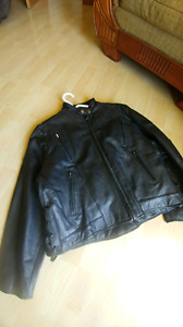leather  suite for women