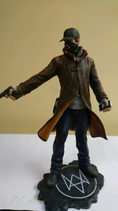 Watch Dogs Collectible Figurine