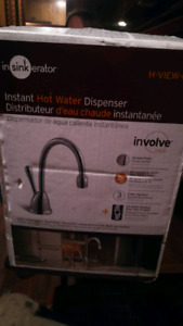 Instant hot water heater (point of use )