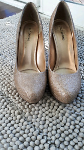 Prom or Grad shoes.heels.ladies shoes
