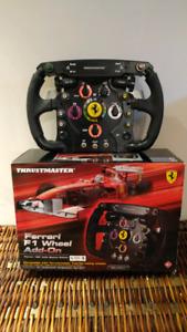 Volant F1 Thrustmaster Ferrari PC/PS4