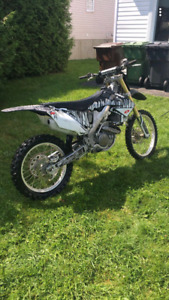 Crf250r 2010 injection