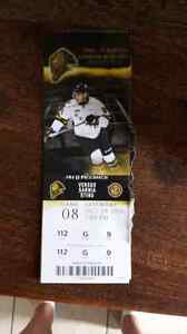 London Knights Tix 2-4. Sat.Oct.29