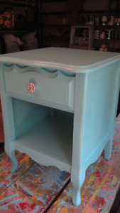 French Provincial-Style Night Stand