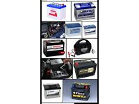 Car n van Batterys wanted £5 each call07794523511