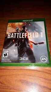 Battlefield 1 brand new sealed