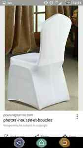 Chair cover rental  Prince George British Columbia image 2