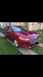 Ford Fusion 2013 - remote start, heated leather seats, sunroof