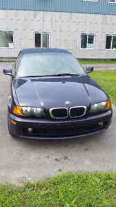 BMW 325 CI Convertible 2001