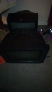 Two older TV's