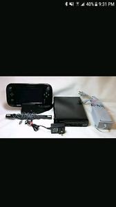 Nintendo Wii U console w/ mario 3D world