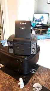 Ezpro 550 projector mint PRICE REDUCED this is a great deal Cambridge Kitchener Area image 5