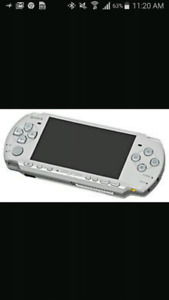 Sony PlayStation Portable two of them