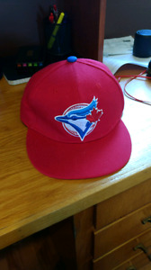 New - Red Toronto Blue Jays Hat