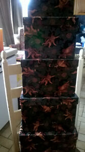 Set of 6 Christmas Boxes