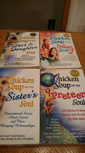 Chicken Soup for the Soul-4 book set