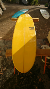 7'0 mini mal surfboard