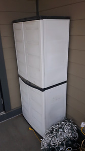 Outdoor Plastic storage