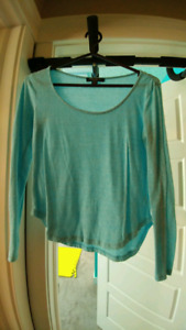 Size xs to small women's clothing