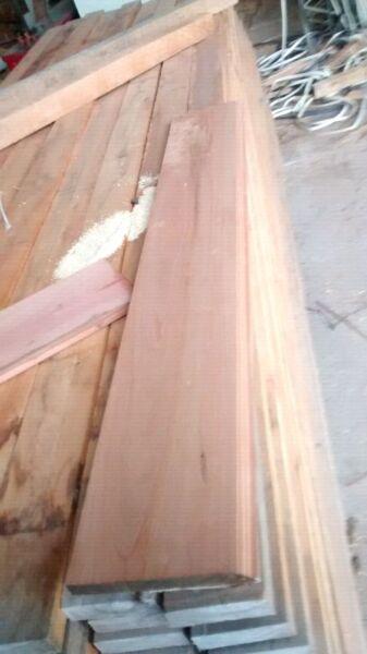 Deck eucaliptus sin nudos - premium (fabricamos)