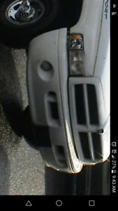 Wanted - 1997-2002 dodge ram sport front bumper