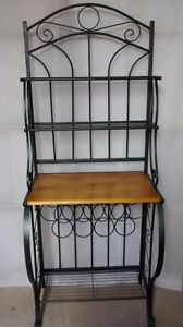 Wine Rack Table for sale