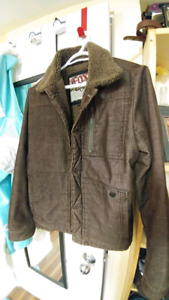 Mens Small Fox Jacket