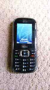 LG Talk and Text Phone