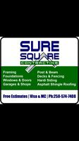 Roofing Sure Square Contracting.