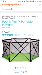 Summer infant play yard