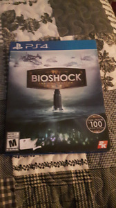 Mint condition bioshock the collection