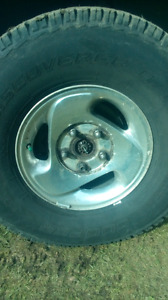 "16"" Stock Dodge Ram Wheel 2001 1500 Wanted"