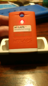 My Laps Transponder