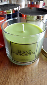 assorted variety of brand new scented candles Cambridge Kitchener Area image 2