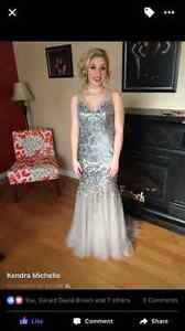 Semi-Formal Gown For Sale