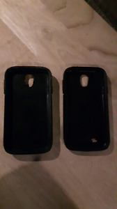 Otter box commuter and commuter wallet for Samsung  Galaxy S4