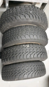 175 65 r14 Winter Tires