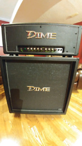 Limited edition DIME half stack