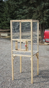BRAND NEW CAGE FOR SMALLER ANIMALS OR BIRDS