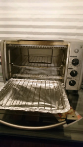 GE Toaster Oven
