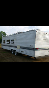 1998 Terry Camper Trailer OBO
