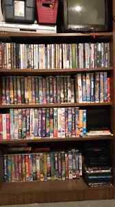 Over 100 Disney vhs and  probably 100 dad's mixed kids and adult London Ontario image 1