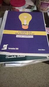 livres de bureautique-informatique et sur Longueuil