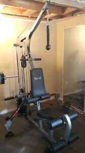 Body craft home gym