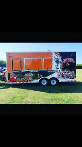 2018 20FT Food truck! Used for 10 Events! Big Savings