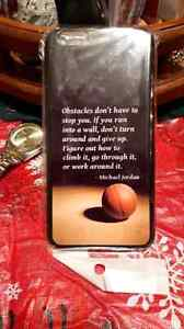 Michael Jordan quote  hard  iPhone case  Stratford Kitchener Area image 2